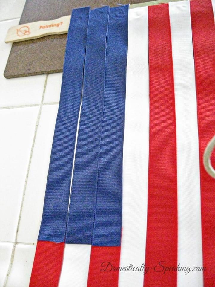 ribbon flag 10