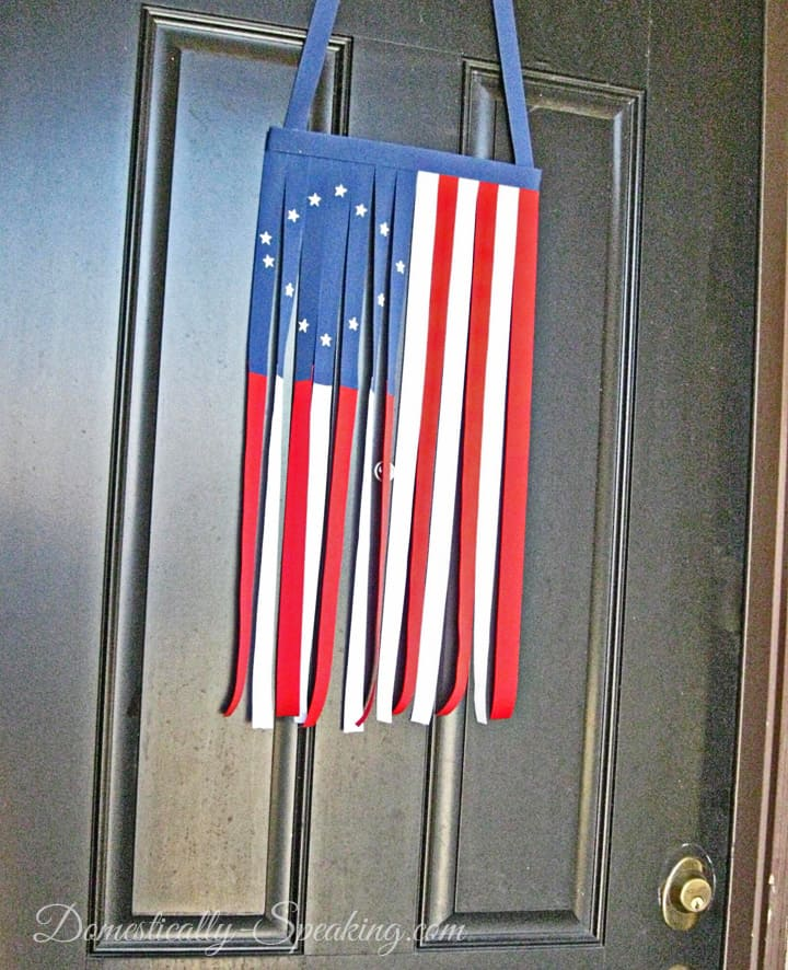 ribbon flag 8