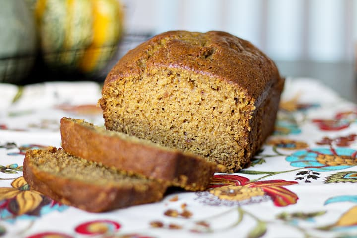 Family Favorite - Pumpkin Spice Bread