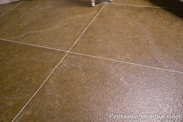 110th PoPP tile floors