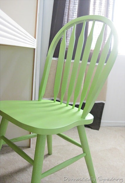 12 Painted Furniture Pieces  Domestically Speaking