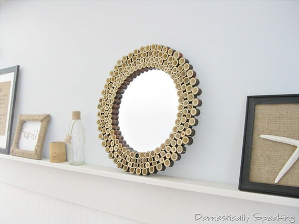 Bamboo Mirror Tutorial