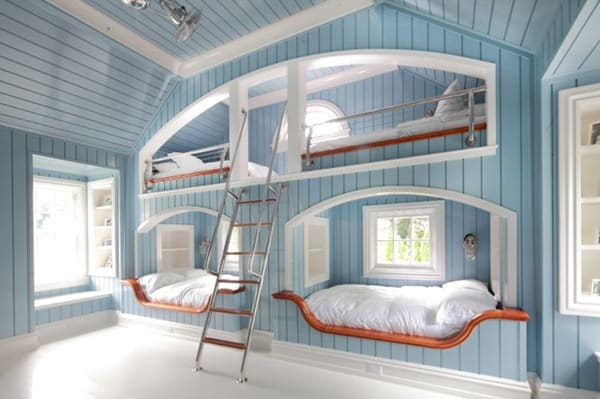 for the love of bunkbeds