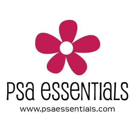 PSA Pink Logo