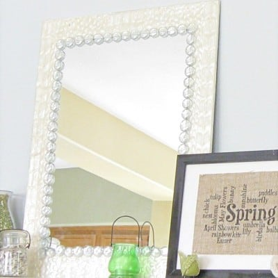 $7 Glam Mirror