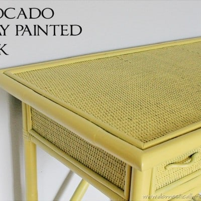 123rd Power of Paint Party… Avocado Desk