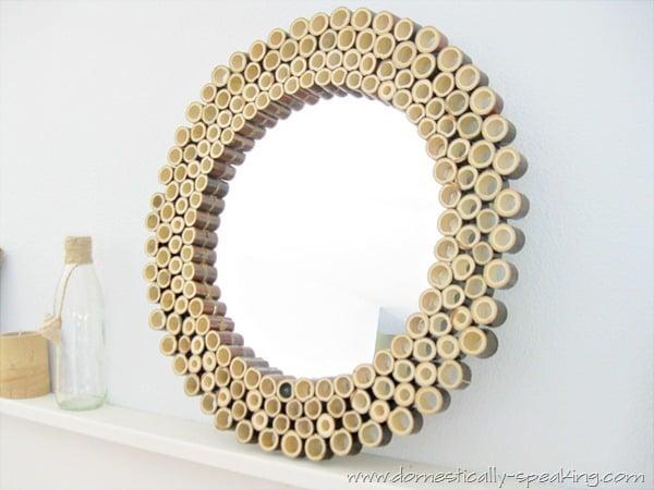 Bamboo Mirror tutorial
