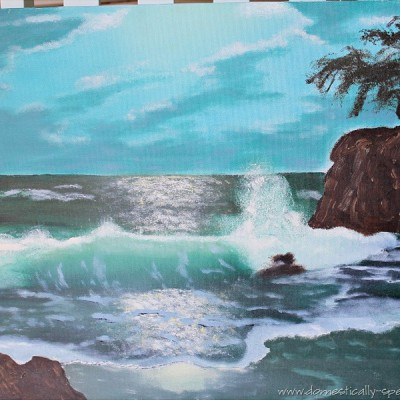 122nd Power of Paint Party… some Oils