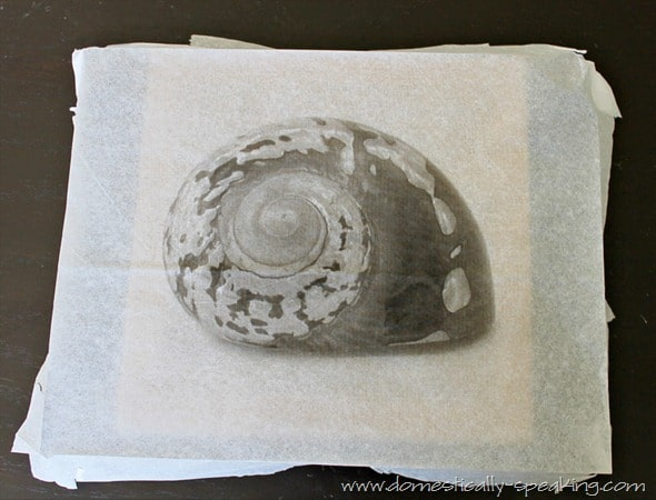 tissue paper shell 8