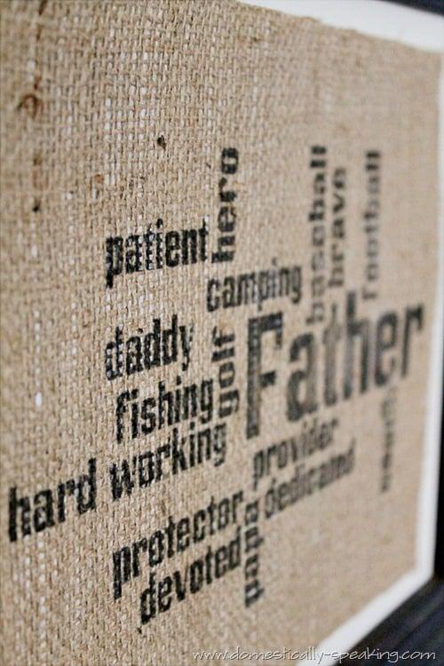 father burlap 4