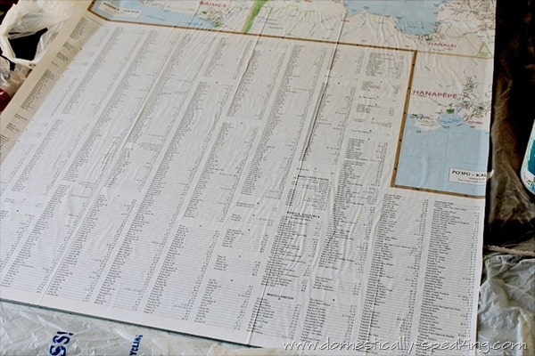map table 2