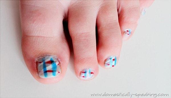 patriotic nails 3
