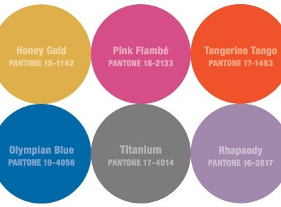 136th Power of Paint Party… Pantone's Fall 2012 Colors