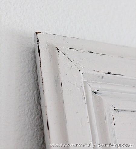 cabinet door, paint