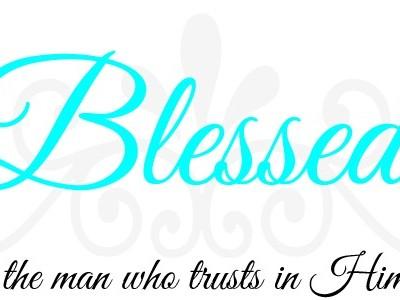 Blessed… Week 4