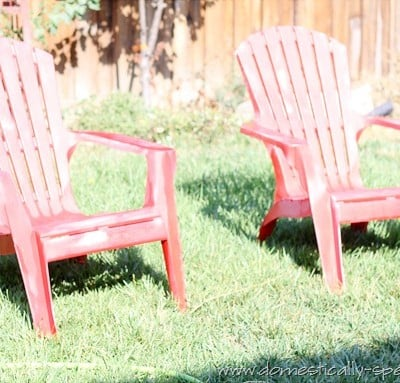 138th Power of Paint Party… Copper Chairs and Why You Need Primer Sometimes