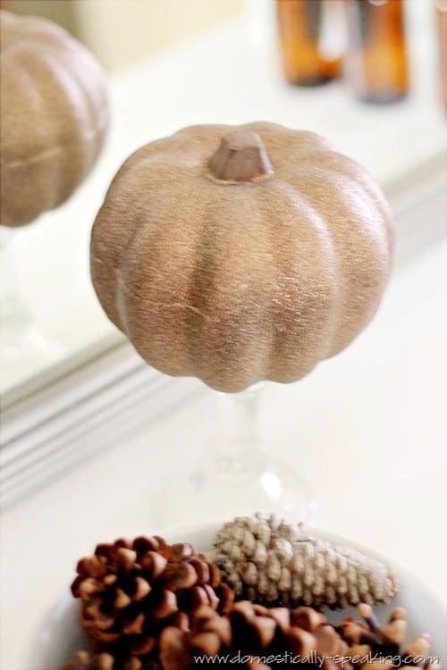 glitter pumpkins 5