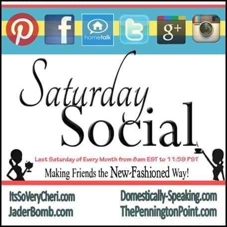 party, social media