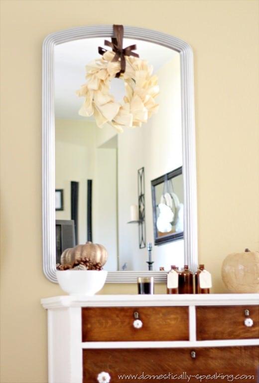 Storage Auction Mirror Makeover