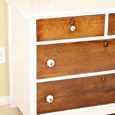 Storage Auction Dresser Treasure