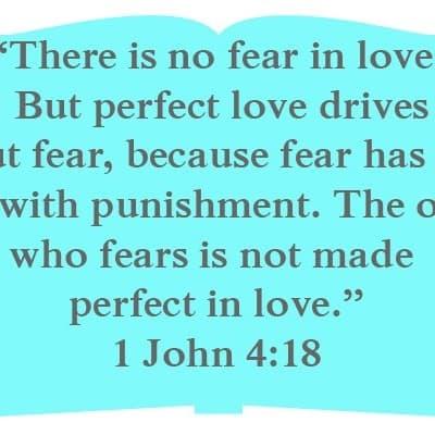 Fear… Week 2