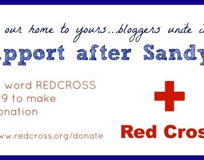 Support after Sandy and Winners