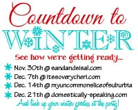 Countdown to Winter Party