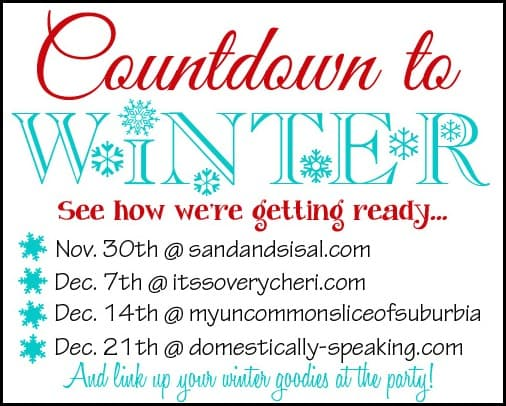 countdown to winter