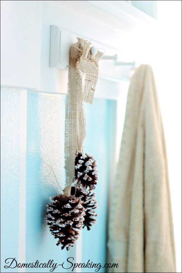 craft, snowy, Christmas