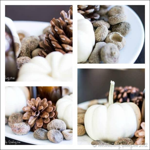 natural autumn centerpiece 9