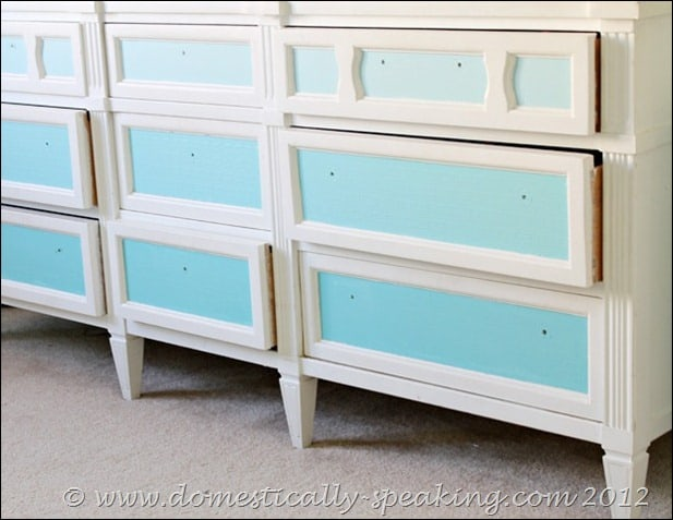 Ombre Dresser @ Domestically Speaking