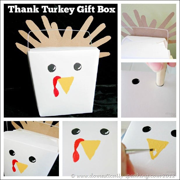 Thank Turkey Gift Box @ Domestically Speaking