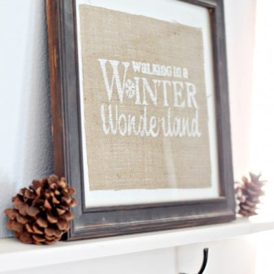 Countdown to Winter Party ~ Walking In A Winter Wonderland
