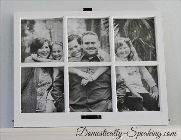 Domestically Speaking:  Great Family Photo Project!