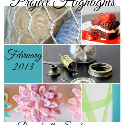 Project Highlights from February