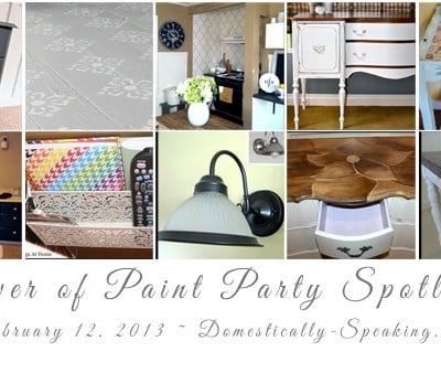 164th Power of Paint Party