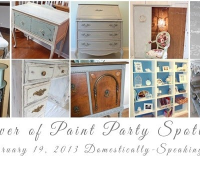165th Power of Paint Party