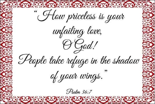 love, bible, verse