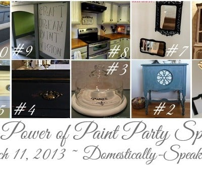 168th Power of Paint Party (PoPP)