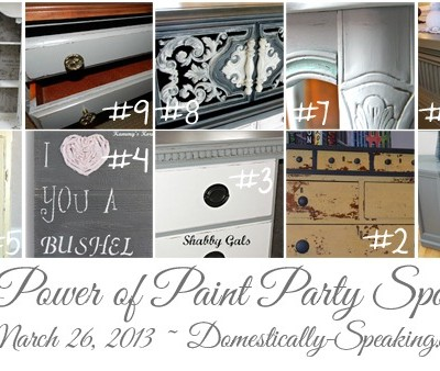 170th Power of Paint Party (PoPP)