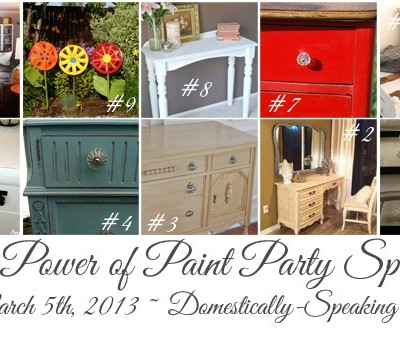 167th Power of Paint Party (PoPP)