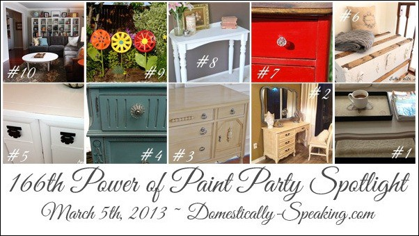 Power of Paint, Party, Paint, Features, spotlight