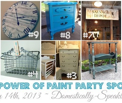 177th Power of Paint Party {PoPP}
