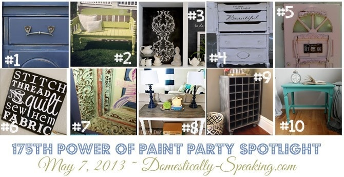 Power of Paint Party, Linky Party
