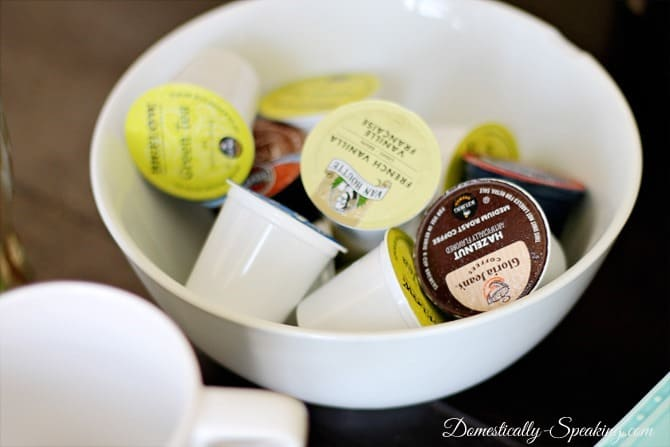 Keurig Giveaway @ Domestically-Speaking.com