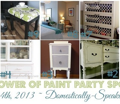 180th Power of Paint Party {PoPP}