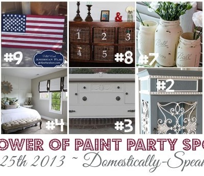 183rd Power of Paint Party {PoPP}