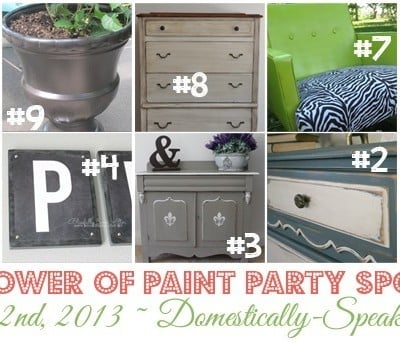 184th Power of Paint Party {PoPP}