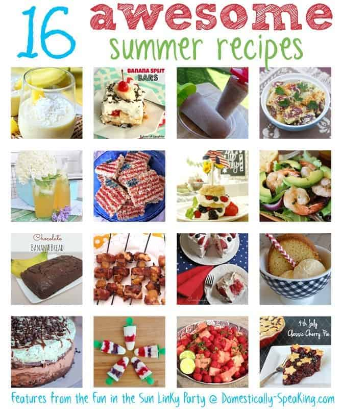 Awesome Summer Recipes