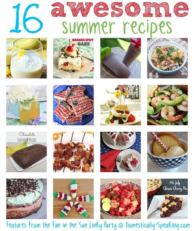 summer recipes, must try